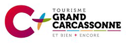 Logo tourisme grand Carcassonne